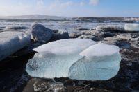 micro plastiques retrouves dans morceau banquise arctique - SocialMag