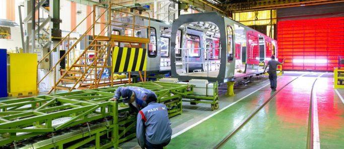 alstom constructeur ferroviaire engage rse niveau 3 - Social Mag